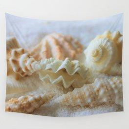 Seashells 3 Wall Tapestry