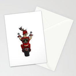 Santa's Gang Stationery Cards