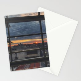 Morning Ember Stationery Cards