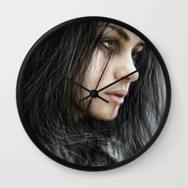 From the Storm Wall Clock