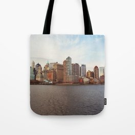 New York 12 Tote Bag