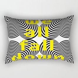 All Fall Down Rectangular Pillow