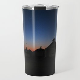 A Quiet Evening in Inner Mongolia Travel Mug