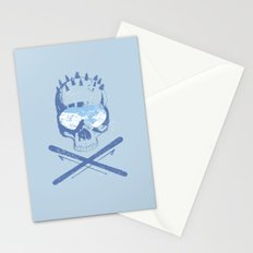 The Slopes Stationery Cards