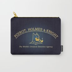 Great Detectives Carry-All Pouch