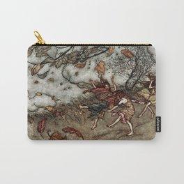 """""""Autumn Fairies"""" by Arthur Rackham Carry-All Pouch"""