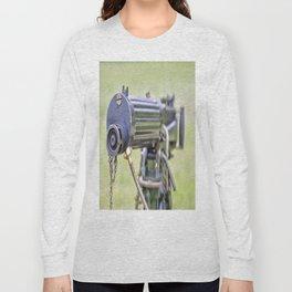 Vickers Machine Gun Long Sleeve T-shirt
