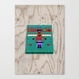 Edirol V4 video mixer Canvas Print