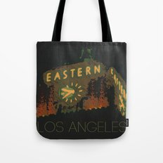 Eastern Columbia Building Los Angeles, California Tote Bag