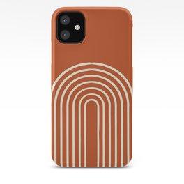 Terracota iPhone Case
