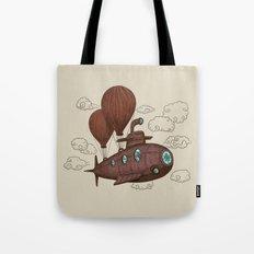 The Fantastic Voyage Tote Bag