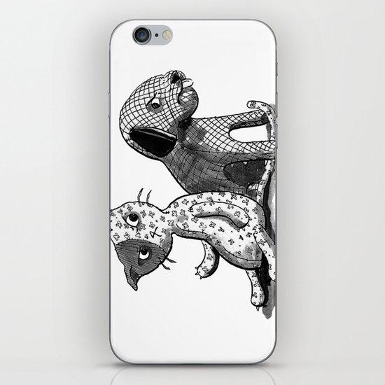 Gingham vs. Calico iPhone & iPod Skin