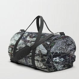 Fence Duffle Bag