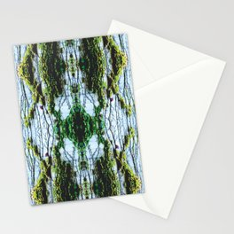 Vine Wall Stationery Cards