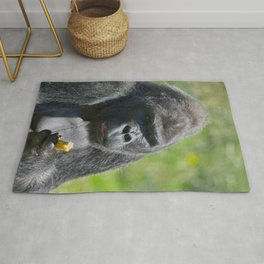 The Gorilla Rug