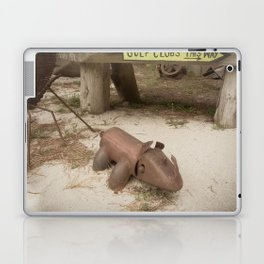 Metal Pig Art Laptop & iPad Skin
