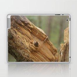 broken tree Laptop & iPad Skin