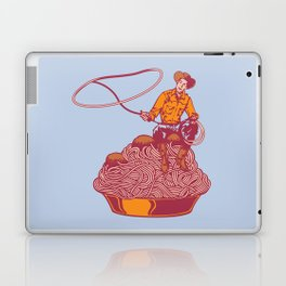 Spaghetti Western Laptop & iPad Skin