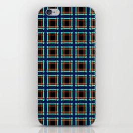 Cells on black. iPhone Skin