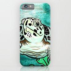 Myrtle Turtle. iPhone 6s Slim Case