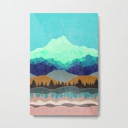 Landscape RF Metal Print