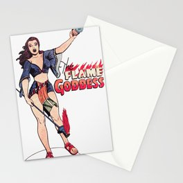 The Flame Goddess Stationery Cards