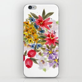 Farmers Market Bouquet 1 iPhone Skin