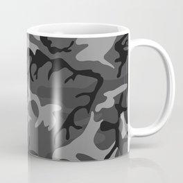 Camouflage - camo grey Coffee Mug