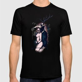 Deer Daddy: Don't Be Scared T-shirt