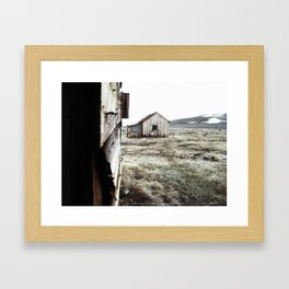 Il buono, il brutto, il cattivo (The good, the bad and the ugly) Framed Art Print
