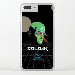 GOLDAK Clear iPhone Case