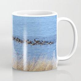 Canadian Goose Chase Coffee Mug