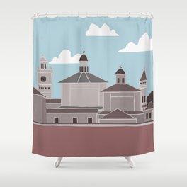 Sabbioneta Shower Curtain