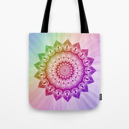 Life in Color Tote Bag