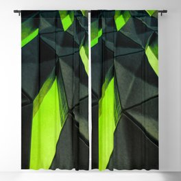 Dark Kryptonite by Brian Vegas Blackout Curtain
