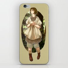 In the Woods iPhone & iPod Skin