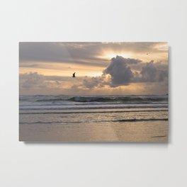 Heavens Rejoice - Ocean Photography Metal Print