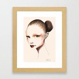 Love Girls - Ballet Framed Art Print