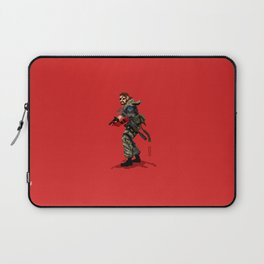 METAL GEAR SOLID V VENOM SNAKE Laptop Sleeve