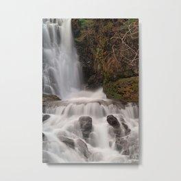 Dickson Falls Metal Print