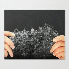 Just Eat It Canvas Print