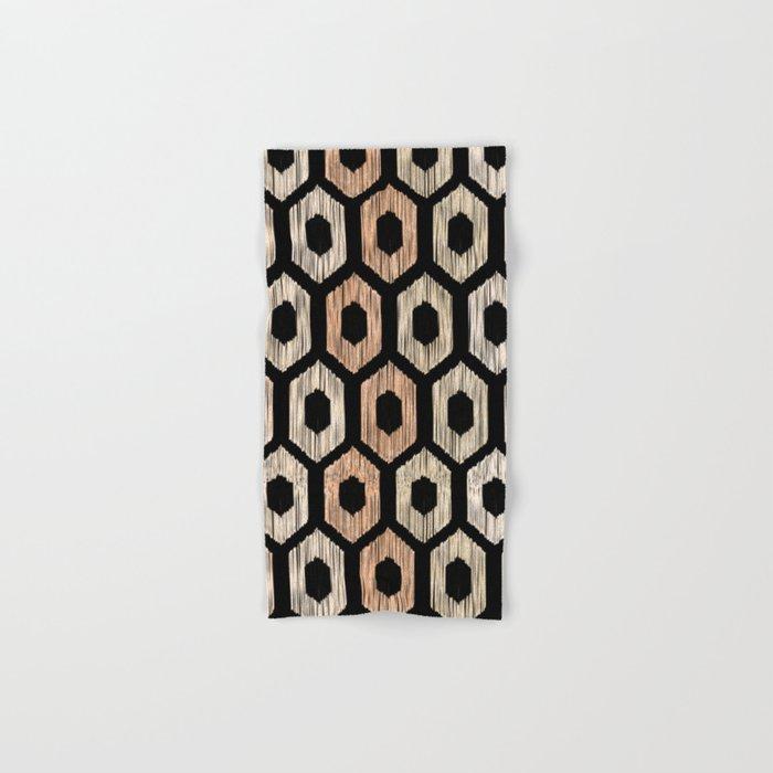 Animal Print Pattern Hand & Bath Towel