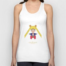 Sailor Moon Unisex Tank Top