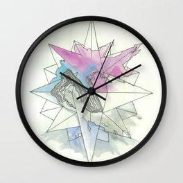C.O.M.P.A.S.S. No. 5 Wall Clock