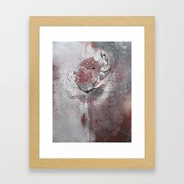 The Rose Listens Framed Art Print