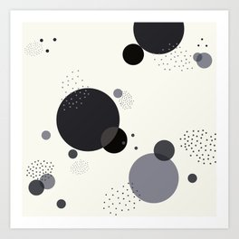 Dotte Art Print