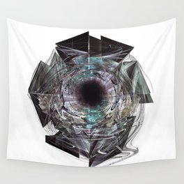 Geminate_Omega Wall Tapestry