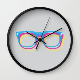 CMYgeeK Wall Clock