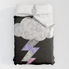 Cupiosexual Storm Cloud Comforters