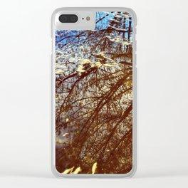 Storm Flotsam Clear iPhone Case
